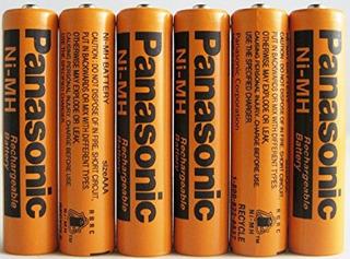 Batería Recargable Para Teléfonos Inalámbricos 700 Mah Pa