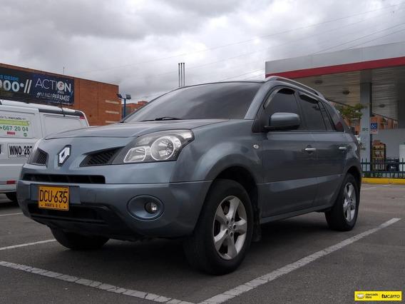 Renault Koleos Dynamique Plus 4x4 2.5