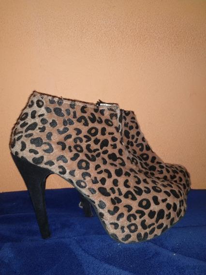 Botinetas Leopardo