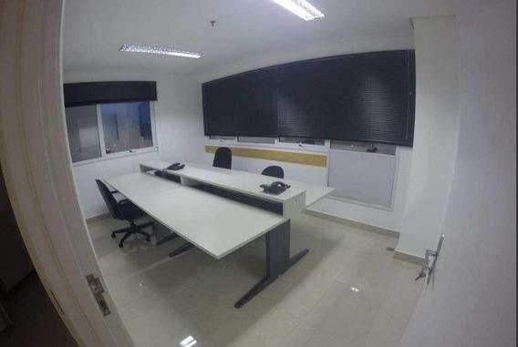 Sala Em Barra Funda, São Paulo/sp De 61m² À Venda Por R$ 540.000,00 - Sa270128