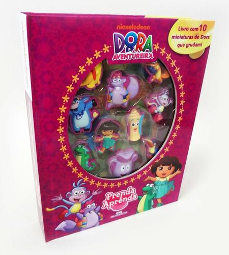 Dora, A Aventureira + 10 Miniaturas