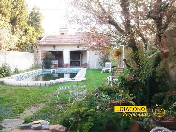 Casa 4 Amb - J. L. Suárez Al 5400 - Loiacono Propiedades
