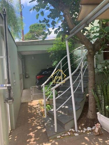 Casa À Venda, 120 M² Por R$ 860.000,00 - Jardim Da Saúde - São Paulo/sp - Ca0135