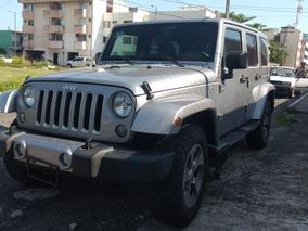 Jeep Wrangler 3.7 Unlimited Sahara 3.6 4x4 At 2016