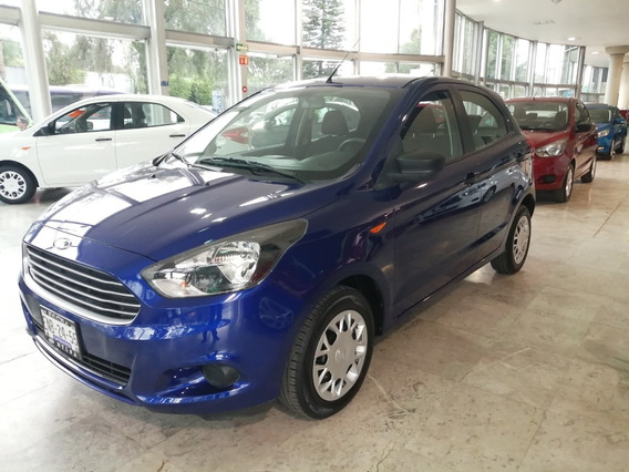 Ford Figo Impulse 2017