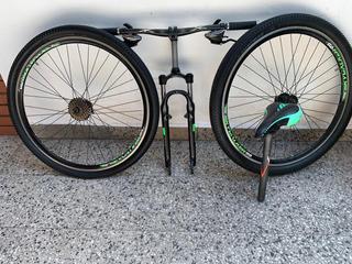 Partes De Bicicleta Venzo Skyline