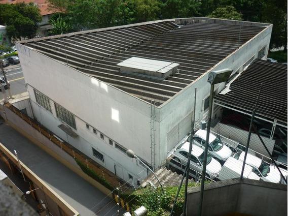 Lindo Galpão Comercial Para Venda E Locação De Esquina - Ga1352