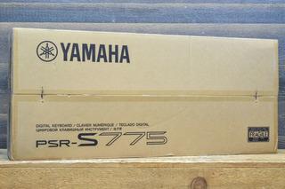 Selling A Brand New Keyboard Yamaha Psr-s775 Original Sealed