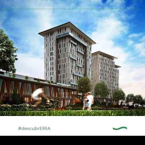 Departamento Pre-venta Eria Green City 126.97m2 $4,141,609 (e)