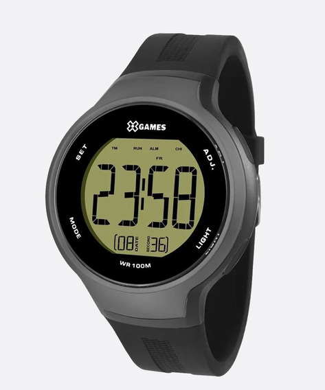 Relógio Masculino Digital Xgames Xmppd557 Fxpx