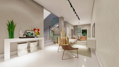 Casa Com 3 Suítes À Venda, 283m² Por R$ 830.000 - Cotia - Cotia/sp - Ca2714