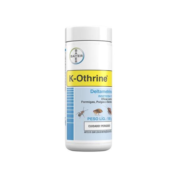 K - Otrine Inseticida Em Pó - 100g