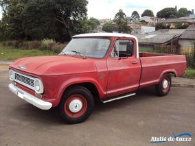 Chevrolet Pick Up C-15 1970 Rara ! Leia A Descrição!