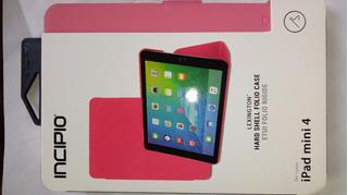 Funda Rosa Incipio Lexington Folio iPad Mini 4 Original