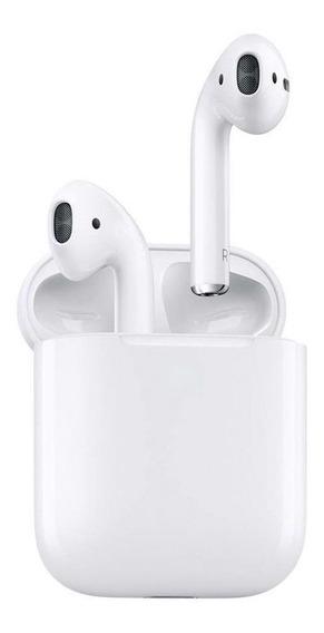 Audifonos Bluetooth Apple AirPods 2da Gen Original