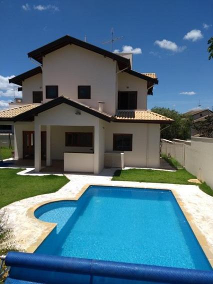 Sobrado Em Jardim Paiquerê, Valinhos/sp De 283m² 4 Quartos Para Locação R$ 5.000,00/mes - So248515
