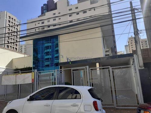 Casa Para Alugar, 585 M² Por R$ 13.000,00/mês - Cambuí - Campinas/sp - Ca4261