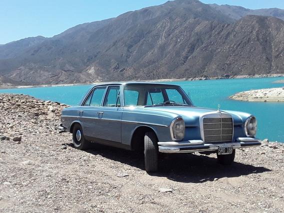 W108 Mercedes Benz 1968 250se Nuevo Precio!