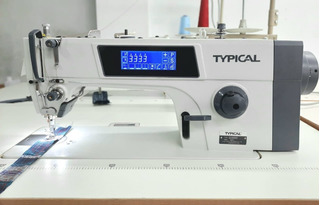 Maquina Recta Electrónica Typical Liviana Zona Oeste