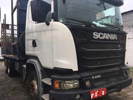 Scania G-440 A 6x4 2p Diesel E5 2017