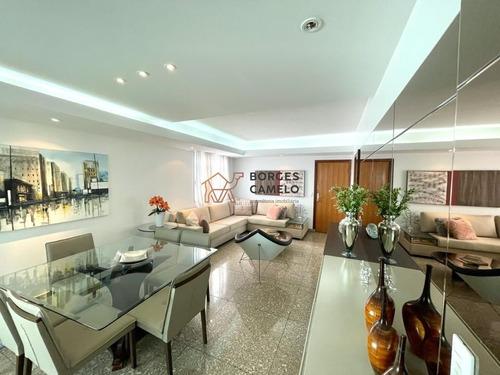 Imagem 1 de 28 de Apartamento Venda. 4 Qtos E 3 Banheiros, Buritis - Bh - 6991