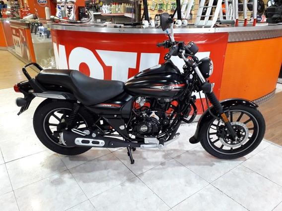 Bajaj Avenger Street 220 Okm Tamburrino Motos