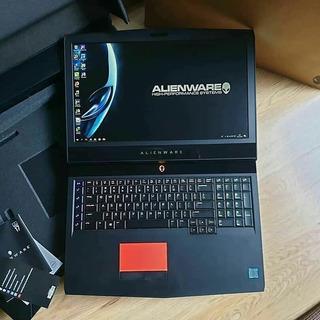 Alienware 17r4 Super Bu Gtx1070 256gbssd 1tb 16gbram I7-6700