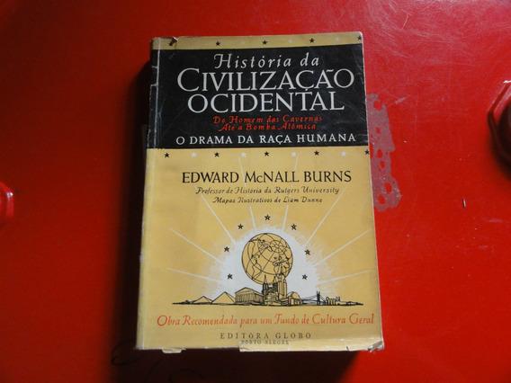Livro: História Da Civilização Ocidental - Vol. I - Ii Edwar