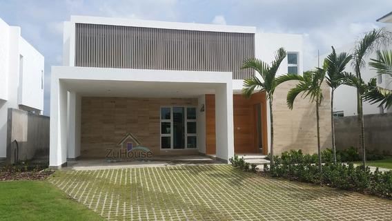 Casa Nueva Y Espaciosa En Proyecto Cerrado De Santgo Wpc11 B