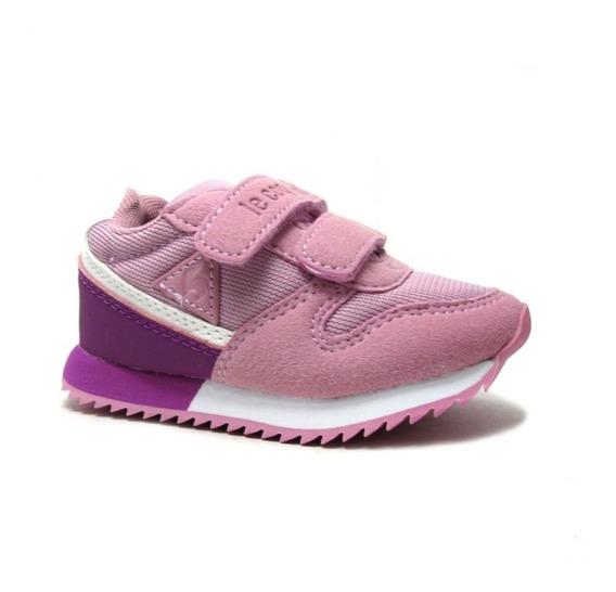 Zapatillas Le Coq Sportif Niños Alpha 2 Inf- Rosa