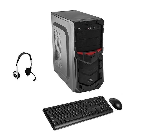 Computador 1tb 4g Ddr 4, 2400mhz, Monitor 19,5 Windows 10