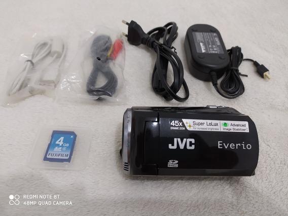 Filmadora Jvc Ms110