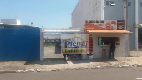 Ponto À Venda, 24 M² Por R$ 30.000 - Loteamento Remanso Campineiro - Hortolândia/sp - Pt0040