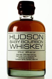 Whisky Hudson Baby Bourbon 100% Maíz 350ml Origen Usa