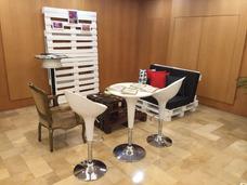 Mesas Sillas Cocteleras - Carpas - Salas Lounge - Podiúm