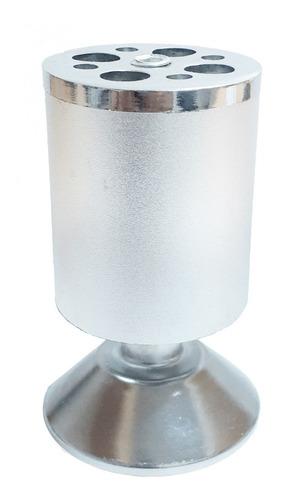 Pata Para Mueble O Cama De Aluminio G6123 Bluexpress®