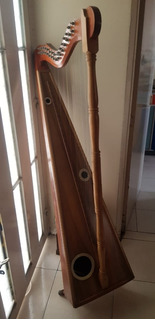 Arpa Llanera, 32 Cuerdas, Buen Estado