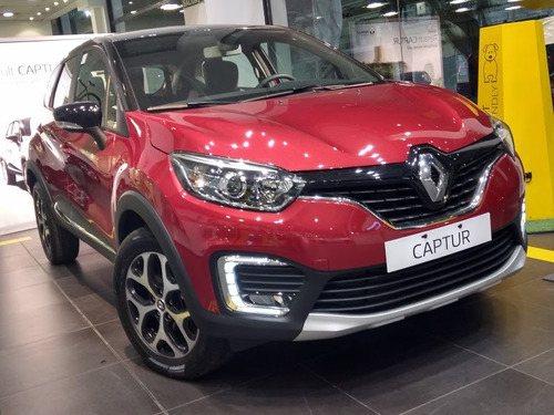 Renault Captur 1.6 Intens Cvt 0km 2021 Tasa 12,9% (mac)