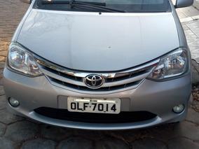 Toyota Etios Sedán Xls 1.5