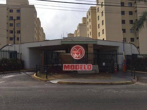 Apartamento À Venda, 54 M² Por R$ 210.000,00 - Centro - Piracicaba/sp - Ap3035