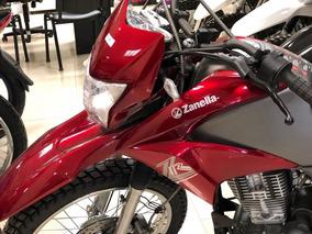 Zanella Zr 150 Lt - Enduro - Financiaciones