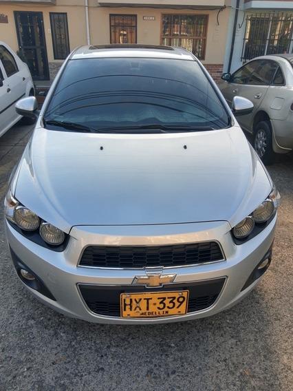 Chevrolet Sonic Hb Automático