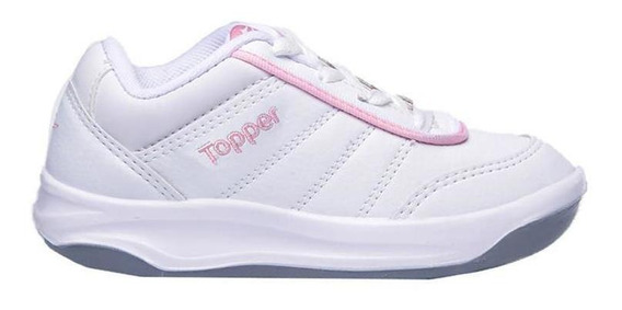 Topper Zapatillas Kids - Tie Break Ii Br