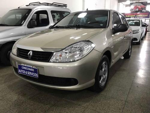 Renault Symbol 1.6 Authentique Pack Ii 2012