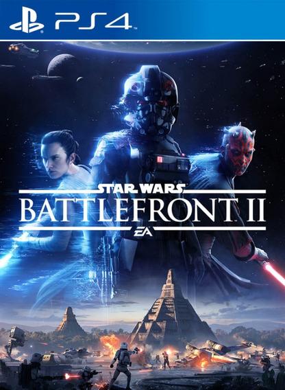 Star Wars Battlefront Il Ps4 Sellado Fisico Playking
