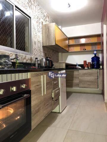Apartamento Com 2 Dormitórios À Venda, 61 M² Por R$ 240.000,00 - Vila Izabel - Curitiba/pr - Ap0722
