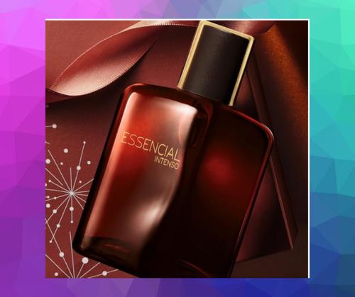 Perfume Oiginal Essencial Intenso Masc - mL a $1300