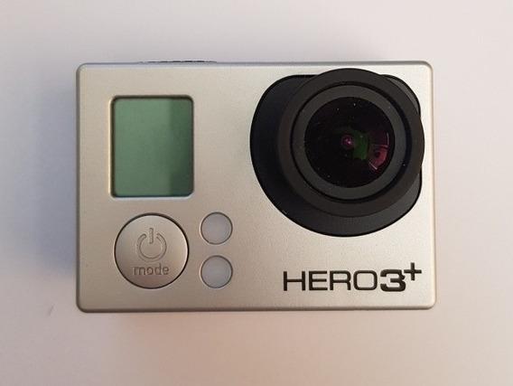 Gopro Hero 3+ Black Edition + Acessórios + Sd Card 64gb