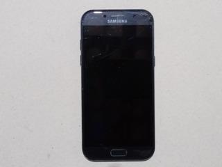 Smartphone Samsung A5 2017 32gb C/ Defeito Leiam Descrição!!