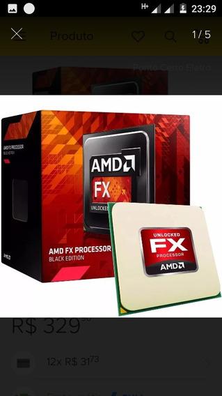 Processador Amd Am3+ Fx 6300